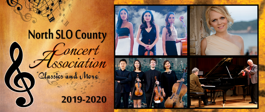North SLO County Concerts banner
